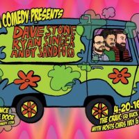 The Three Headed Moron Tour
