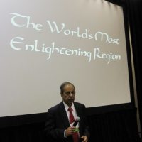 PEACE Talk: The World's Most Enlightening Region by Dr. Xavier