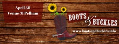 Boots & Buckles Benefit for Big Brothers and Big Sisters