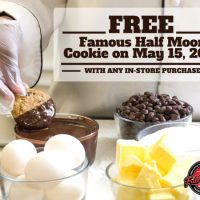 Cookie Craze Day at Full Moon BBQ