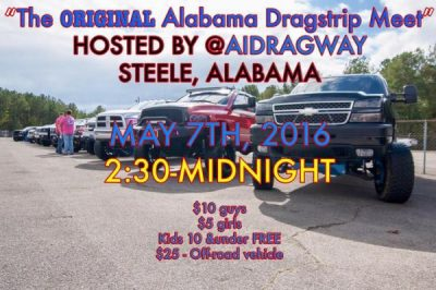 Steele drag strip