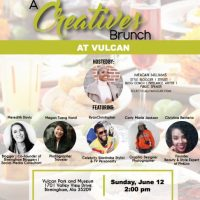 A Creatives Brunch at Vulcan