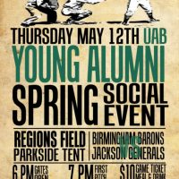 UAB Young Alumni Spring Social Event