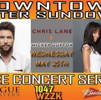 Downtown After Sundown with Chris Lane & Mickey Guyton