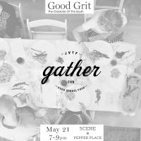 Gather with Good Grit Magazine