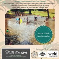 Cheers to the Coosa: Swimmin' in Soul