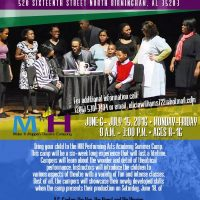 2016 MIH Summer Performing Arts Academy