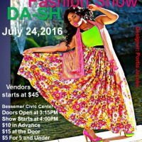 The City of DA-SH Fashion Show