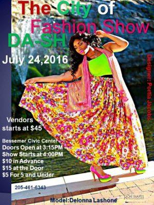 The City of DA-SH Fashion Show