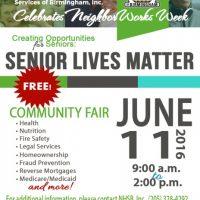 Senior Lives Matter