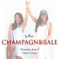 Gus Mayer Champagne Sale