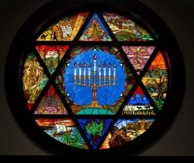 Shavuot (Pentecost) dinner and night of learning