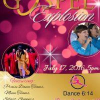 The 2016 Gospel Explosion