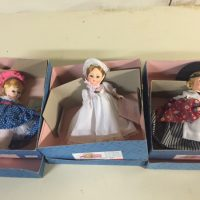 Madame Alexander & Effanbee Doll Auction