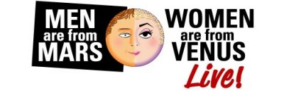 Men Are From Mars Women Are From Venus Live!