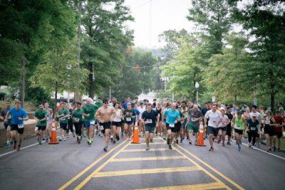 3rd Annual EAB Heart+Sole 5K and Kids Run