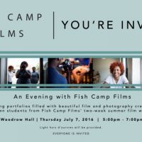 An Evening with Fish Camp Films