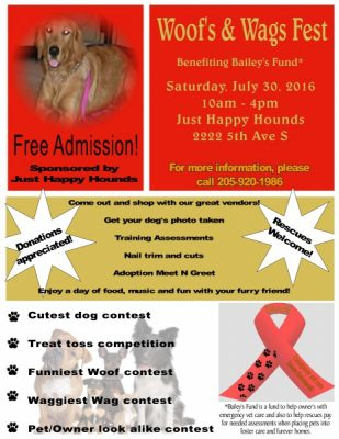 Woofs & Wags Fest
