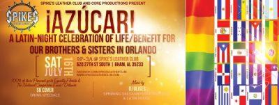 AZUCAR! Orlando Latin Night Fundraiser.