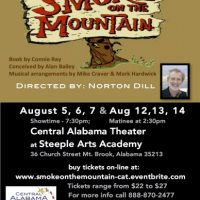 SMOKE ON THE MOUNTAIN - The hit Off-Broadway Musical