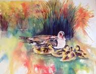 Watercolor & Painting Workshop