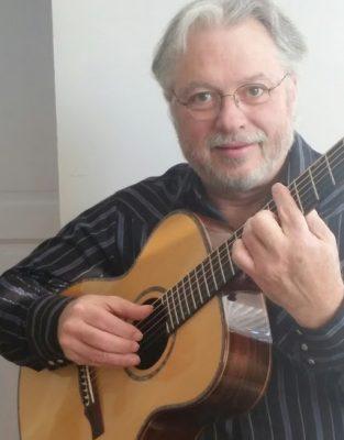 Acoustic Guitar & Crafts