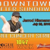Downtown After Sundown with Jerrod Niemann