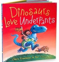 Dinosaurs Love Underpants & Aliens Love Dinopants Storytime