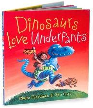 Dinosaurs Love Underpants & Aliens Love Dinopants Storytime