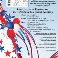 Benefit Concert/Dance for Alabama National Cemetery