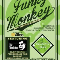 10th Annual Funky Monkey