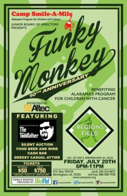 10th Annual Funky Monkey