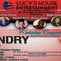 Dirty Laundry the stage play