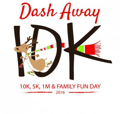 DASH AWAY 10K, 5K, 1 Mile Run & Family Fun Day!