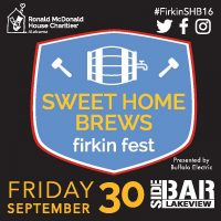 Sweet Home Brews: Firkin Fest