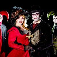 DeSoto Caverns Haunted Halloween Park