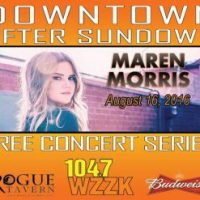 Downtown After Sundown with Maren Morris