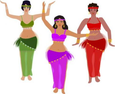 Belly Dancing for Fun and Fitness