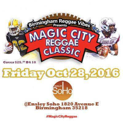 Magic City Reggae Classic