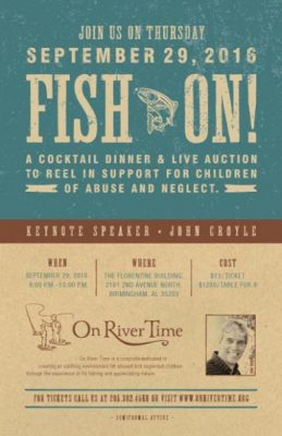 Fish On! Fundraiser: Reeling in Support for Abused and Neglected Children