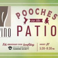 Pooches on the Patio benefiting GBHS