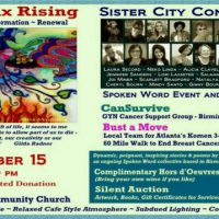 Phoenix Rising - Sister City Connection Event & Benefit for CanSurvive & Komen 3-Day Walk