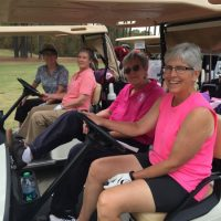 Calera Goes Pink Golf Tournament
