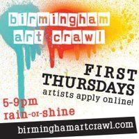 Birmingham Art Crawl