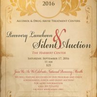 Recovery Luncheon and Silent Auction