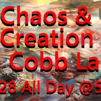 Chaos & Creation on Cobb Lane