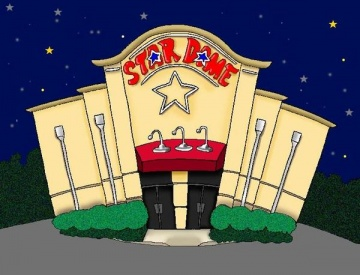 Comedy Club at the StarDome