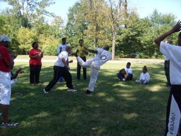 Capoeira Luanda- Birmingham AL