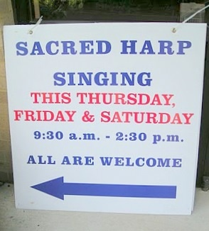 National Sacred Harp Singing Convention