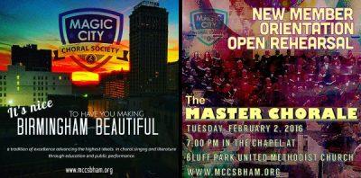 Magic City Choral Society